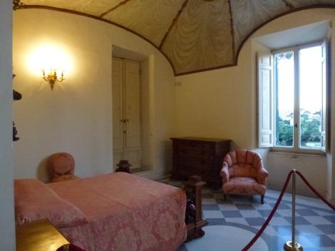 חדר השינה של הרודן