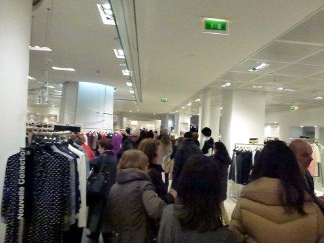 חווית הקניות המודרנית