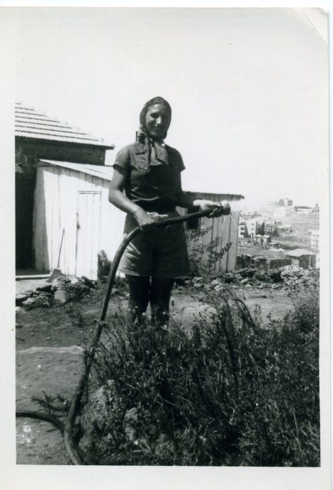 אפרים ארדה, חלוצה, ראשית שנות ה-30 של המאה ה-20, אוסף פרטי