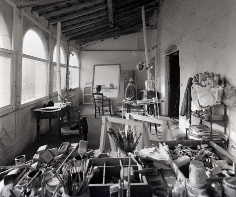 1973, Aldo Mondino,Parigi