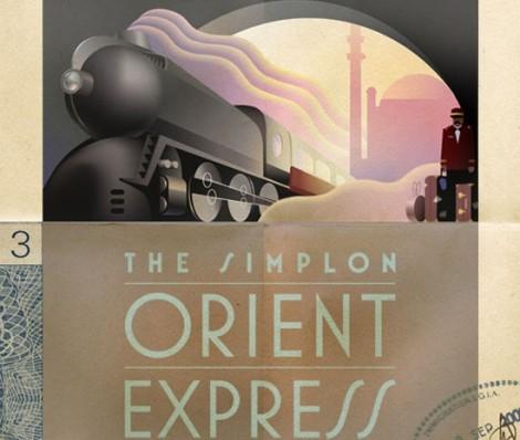 Orient-Express-Poster