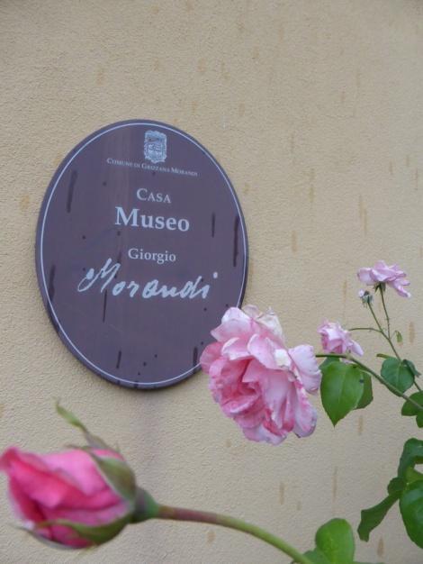 מוזיאון מורנדי בעיירה בה הוא חי