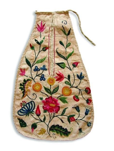 תיק רקום מאנגליה, המאה ה-17