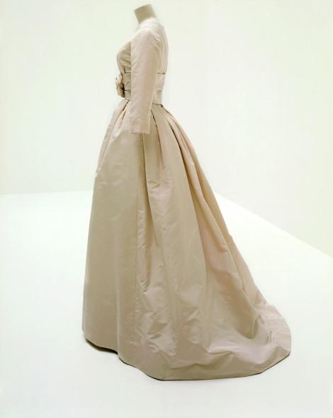 11. Robe de mariée Geneviève Page, Dior par YSL 1959 © Eric Poitevin-ADAGP 2016 (300)