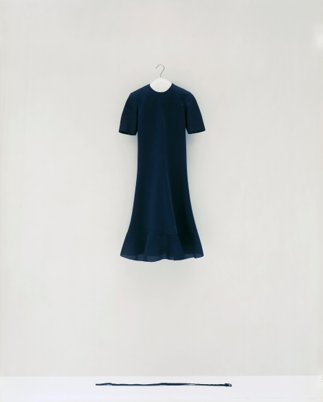 14. Robe Duchessse de Windsor, Dior par Marc Bohan 1972 © Eric Poitevin