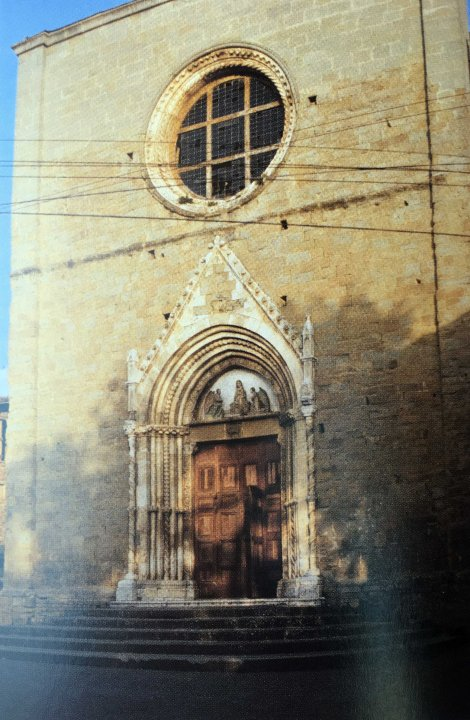 Chiesa di San Francesco, Amatrice