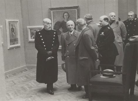10-iii-quadriennale-1939-inaugurazione