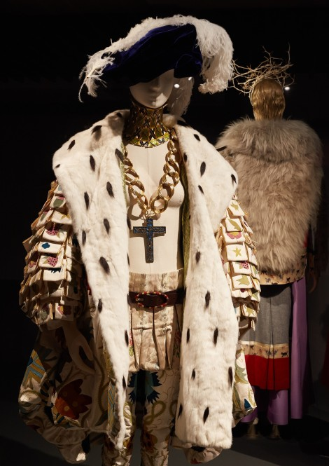 LONDON, ENGLAND - OCTOBER 12:  The Vulgar: Fashion Redefined, Barbican Art Gallery, 13 October 2016 - 5 February 2017>> on October 12, 2016 in London, United Kingdom.  (Photo by Michael Bowles/Getty Images for Barbican Art Gallery)
