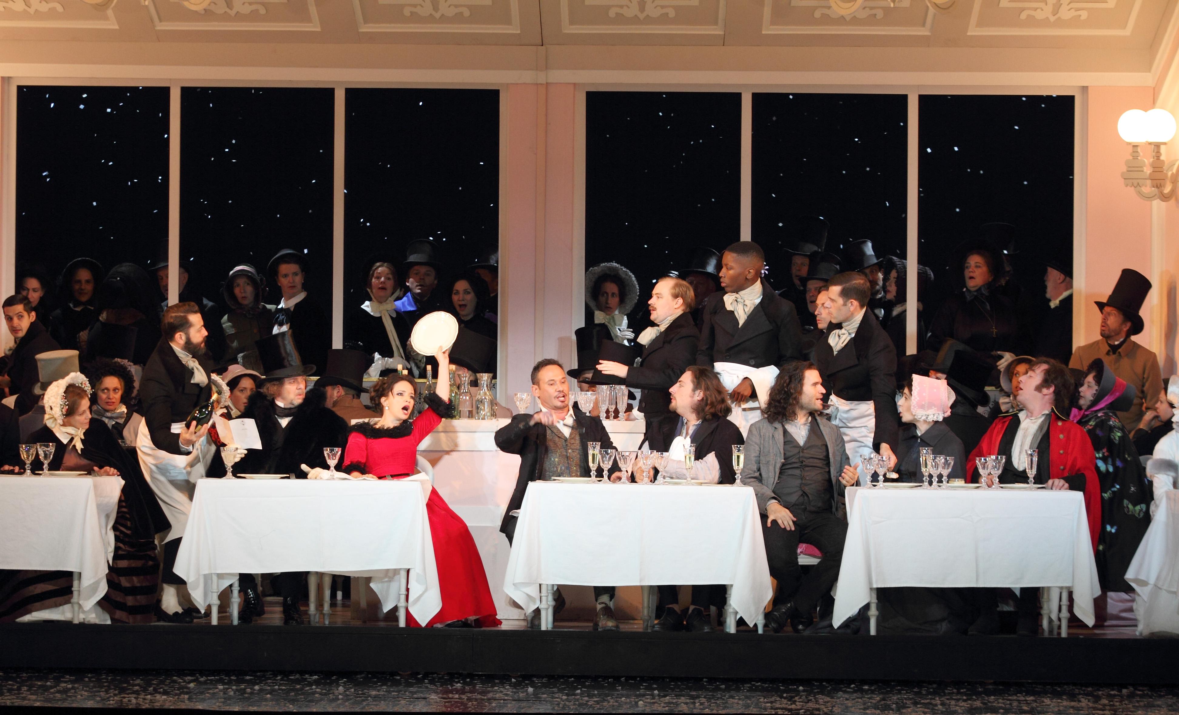מסע אל האופרה